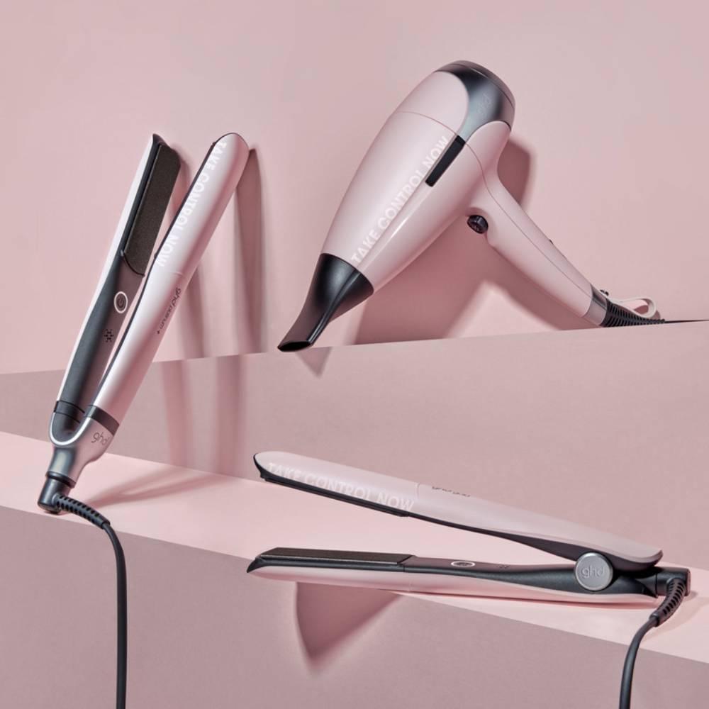 網購GHD最新粉紅色直髮夾低至HK$1200+直運香港/澳門