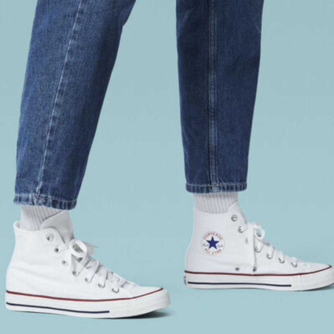 網購經典Converse帆布鞋款低至8折 +免費直運香港/澳門