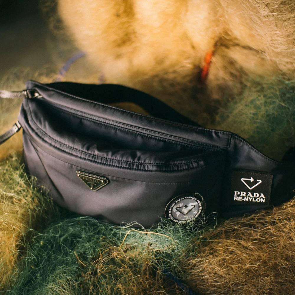 網購Prada地球計劃減少浪費系列手袋低至HK$2250+直運香港/澳門