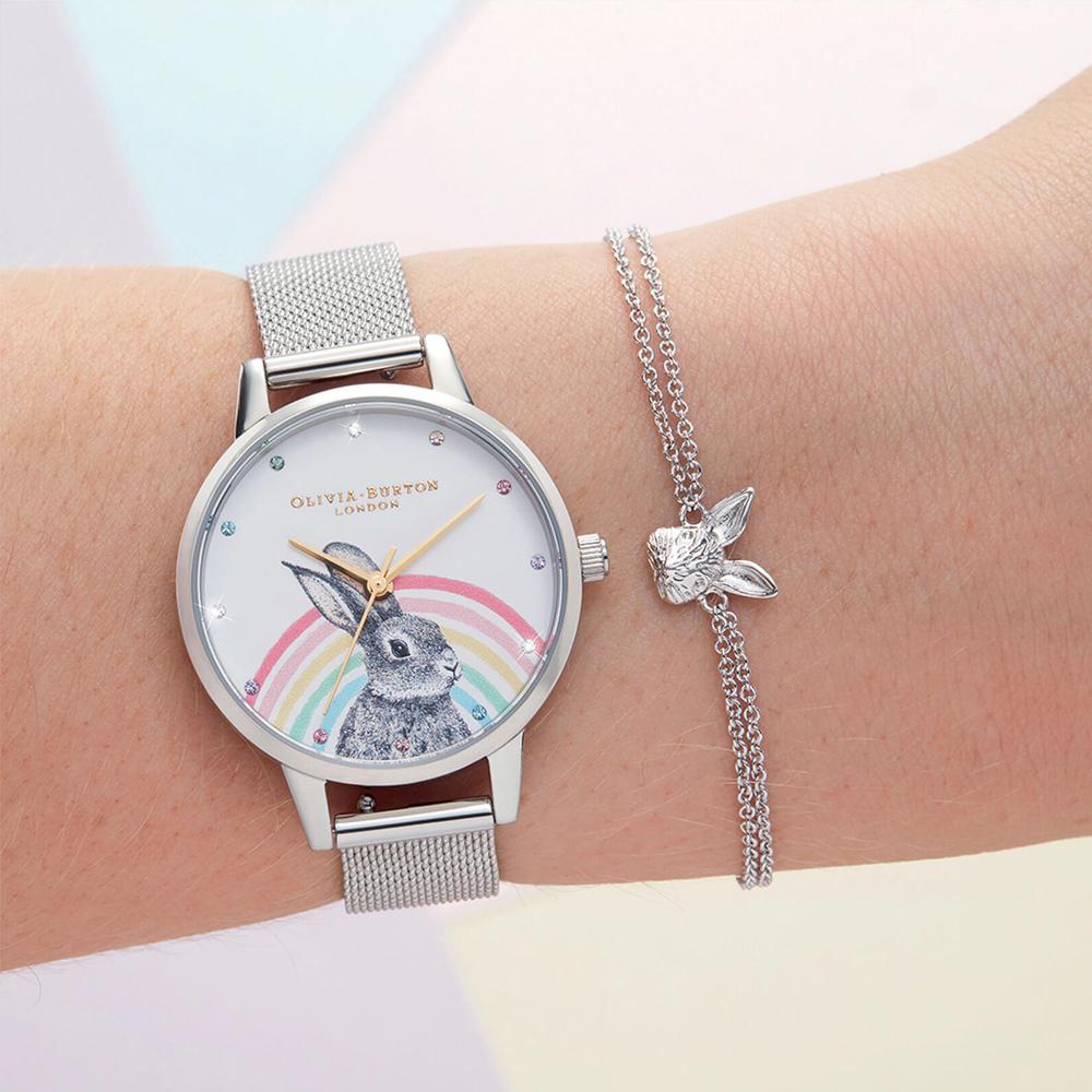 網購英國Olivia Burton手錶75折優惠碼+免費直運香港/澳門