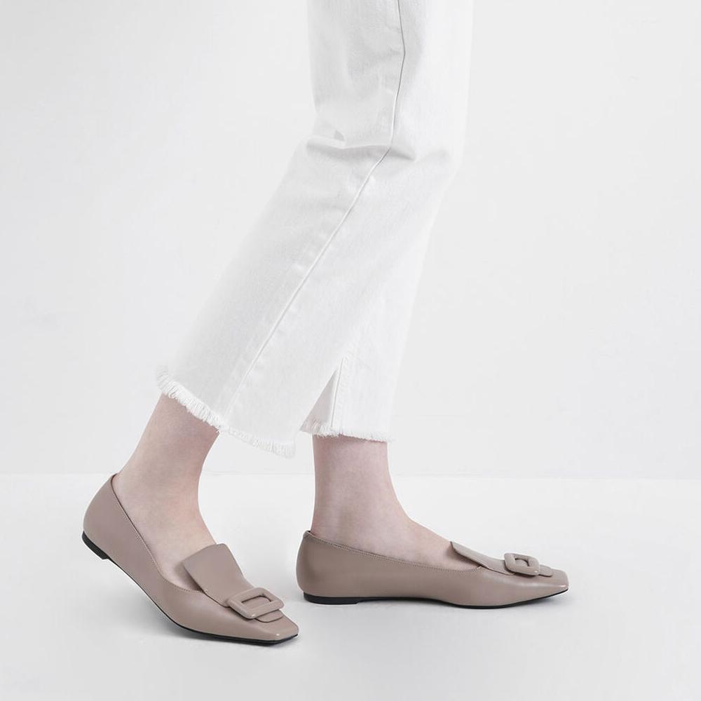 網購Charles & Keith鞋款低至49折+免費直運香港/澳門