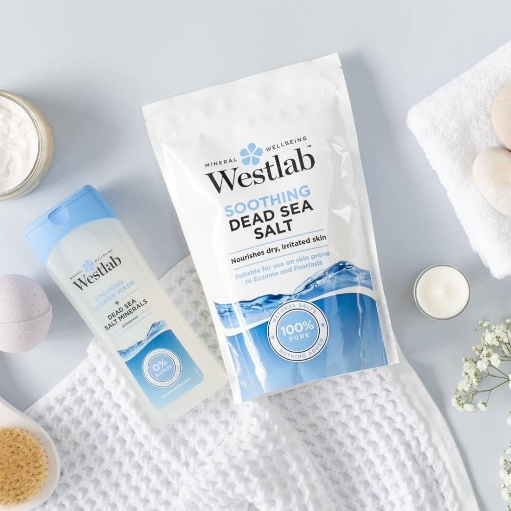 網購濕疹救星Westlab浴鹽低至香港價錢27折 + 免費直運香港/澳門