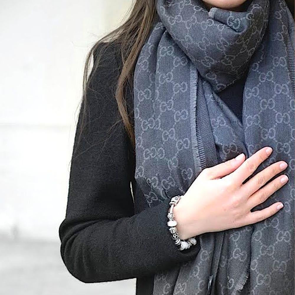 網購人氣Gucci圍巾72折優惠+ 免費直運香港/澳門