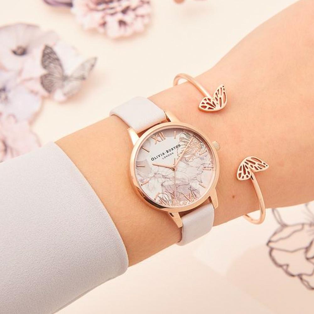 網購英國Olivia Burton手錶7折優惠碼+免費直運香港/澳門