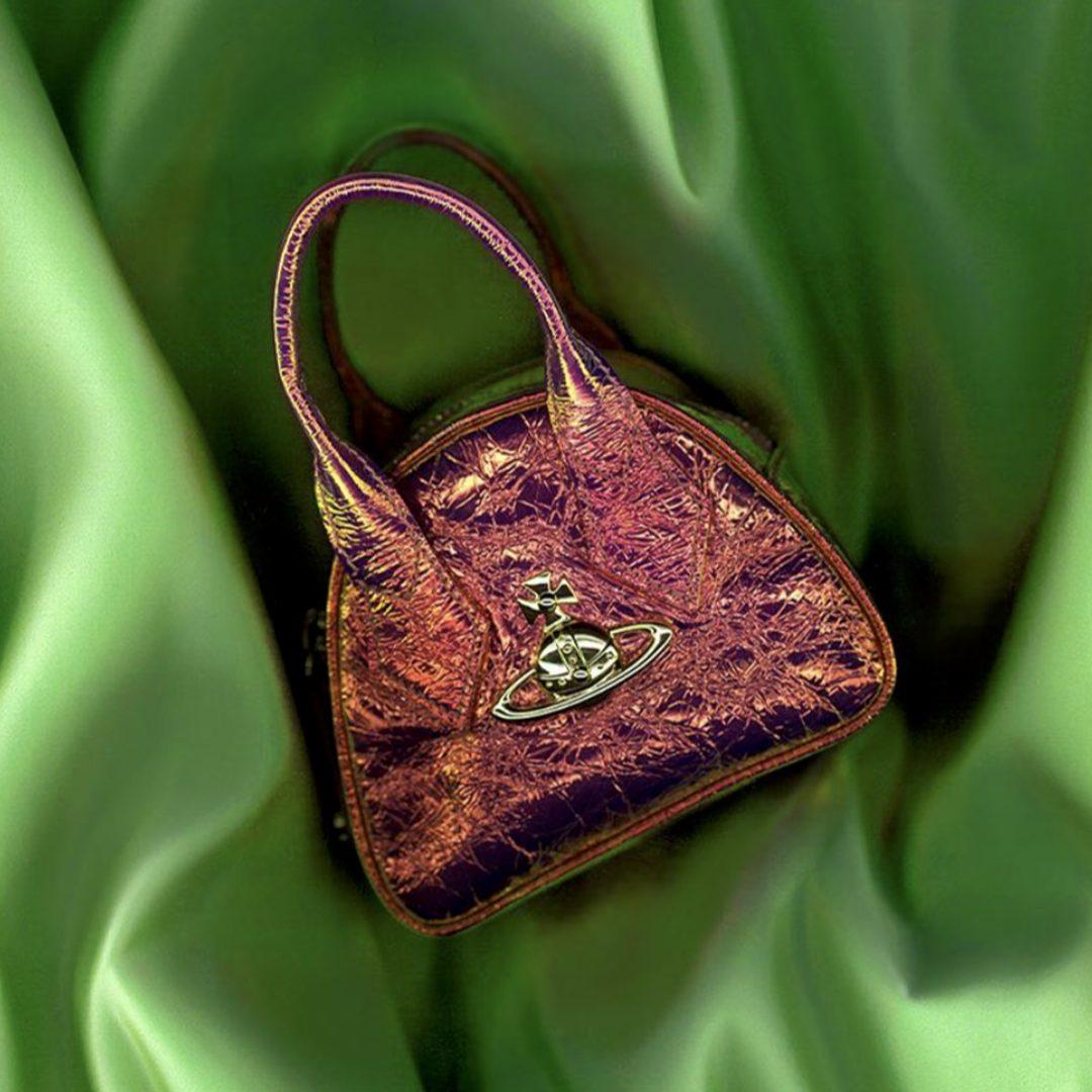 雙十優惠!網購Vivienne Westwood手袋7折優惠碼+免費直運香港/澳門