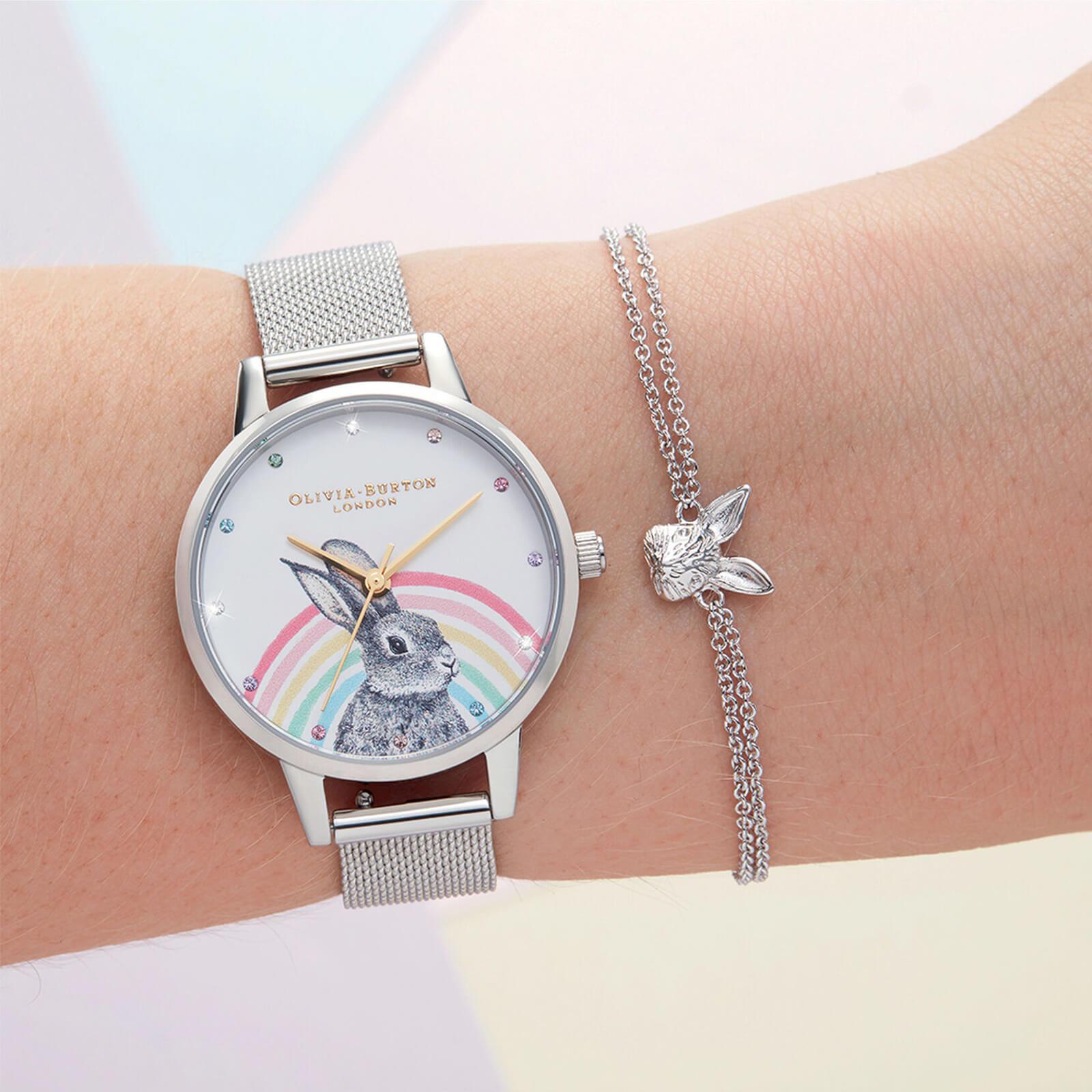 限時今日!Olivia Burton手錶低至HK$445+免費直運香港/澳門