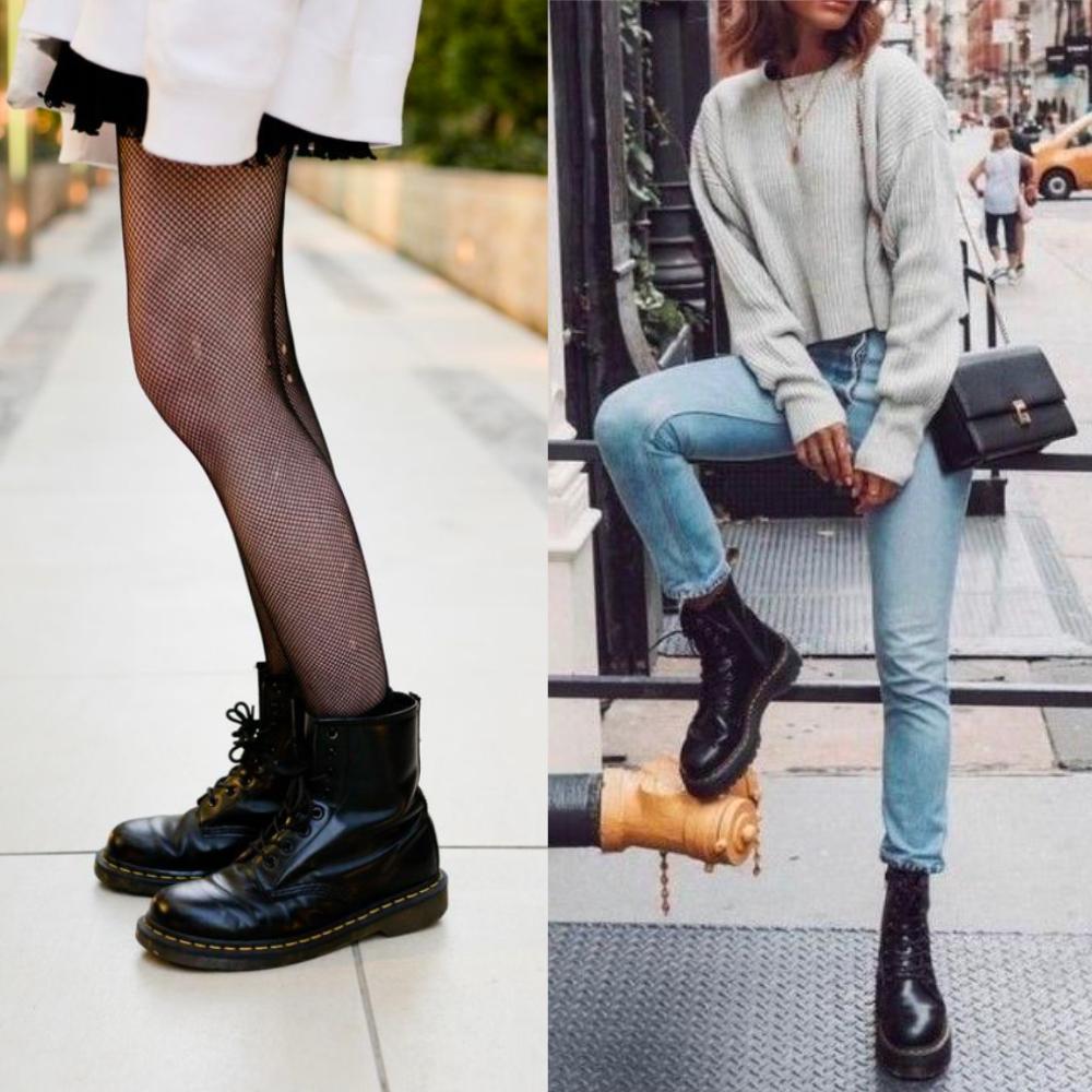 網購Dr.Martens鞋款75折減價+免費直運香港/澳門