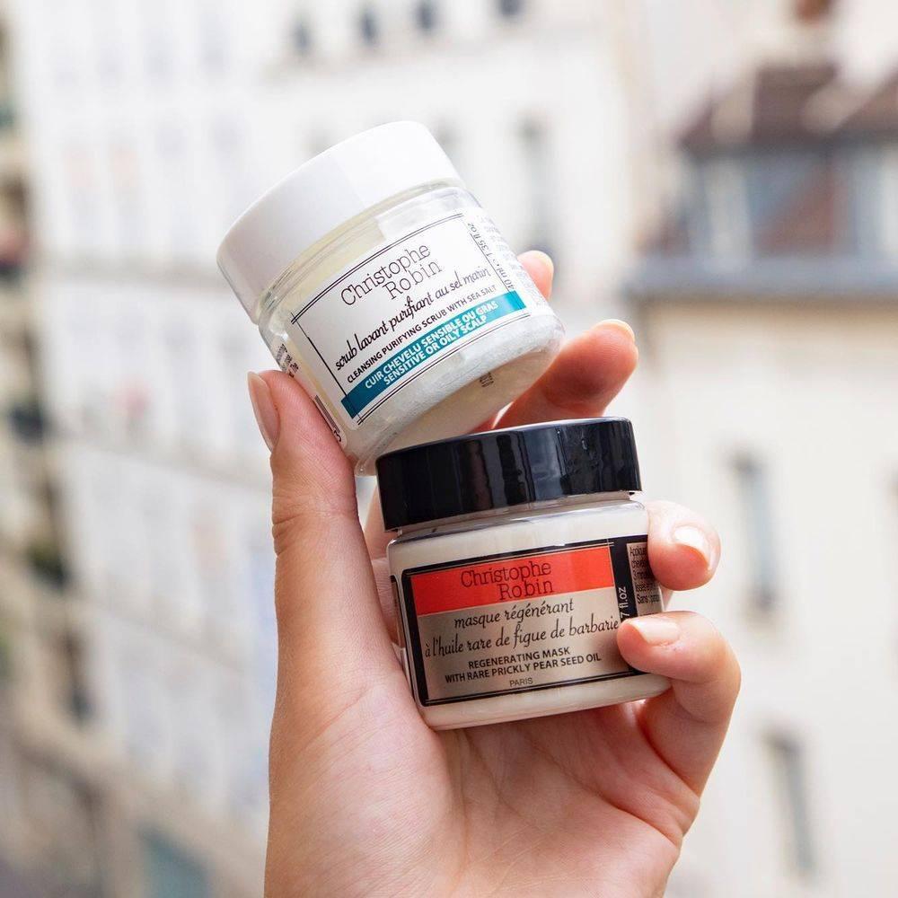 網購Christophe Robin護髮產品67折+免費直運香港/澳門