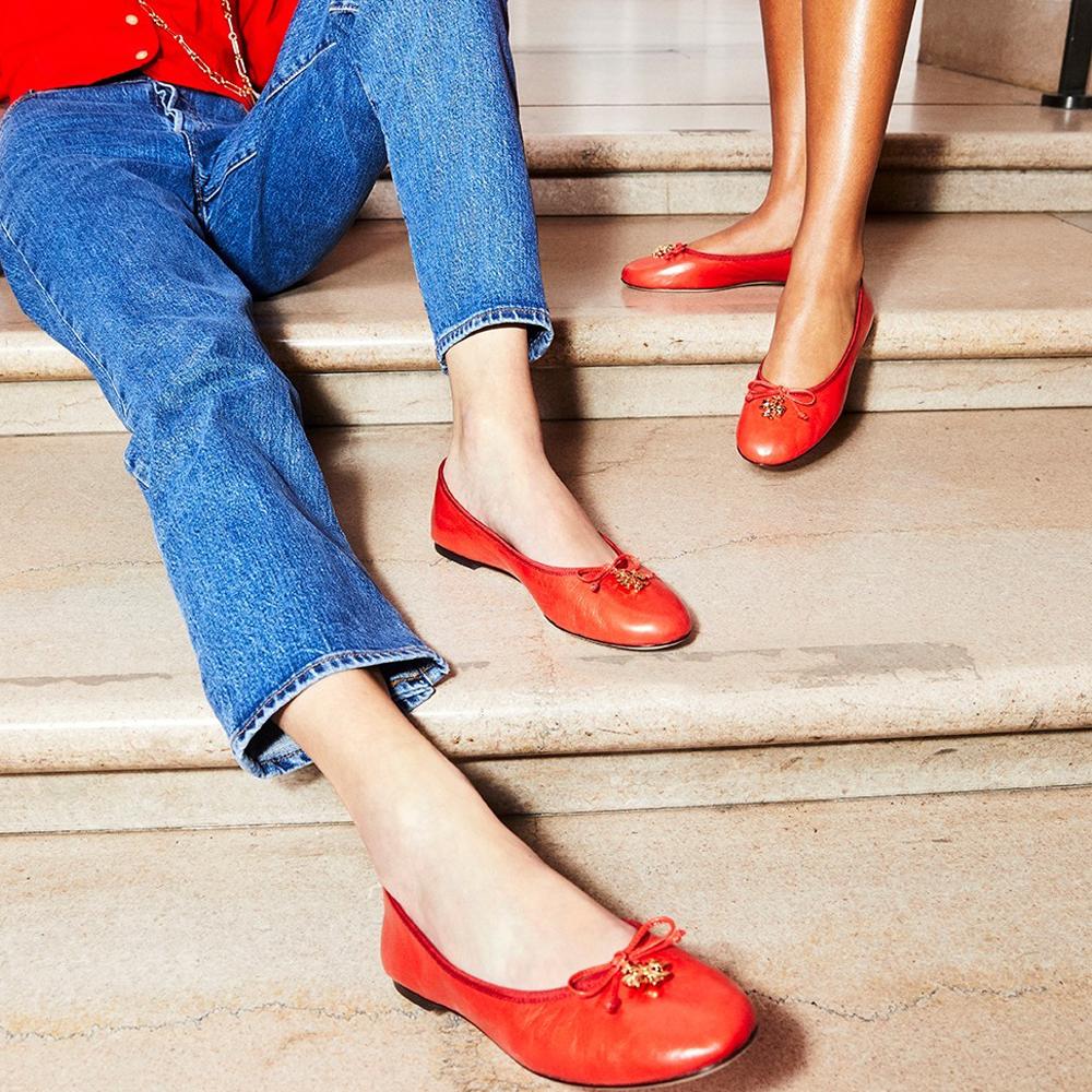 網購 Tory Burch 鞋款低至香港價錢45折+ 免費直送香港/澳門