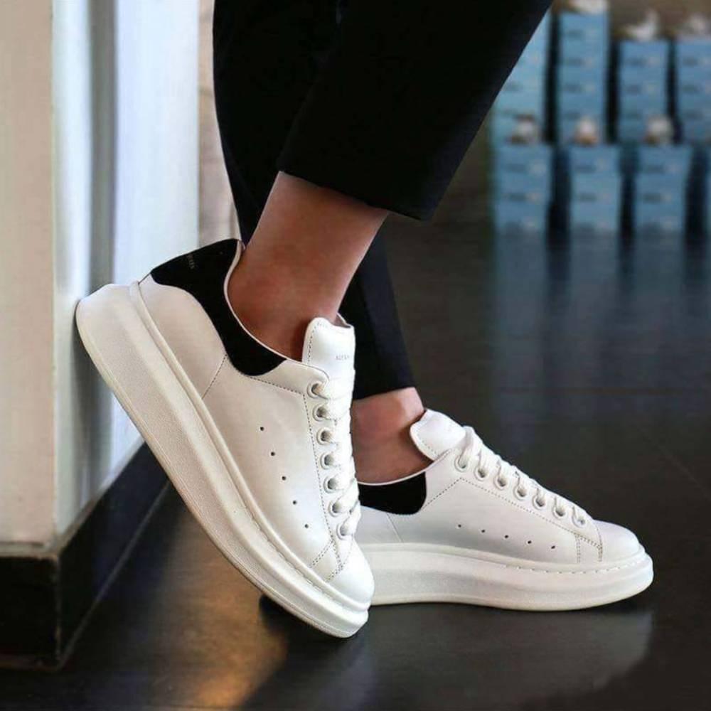 網購Alexander McQueen厚底鞋低至HK$2890+直運香港/澳門