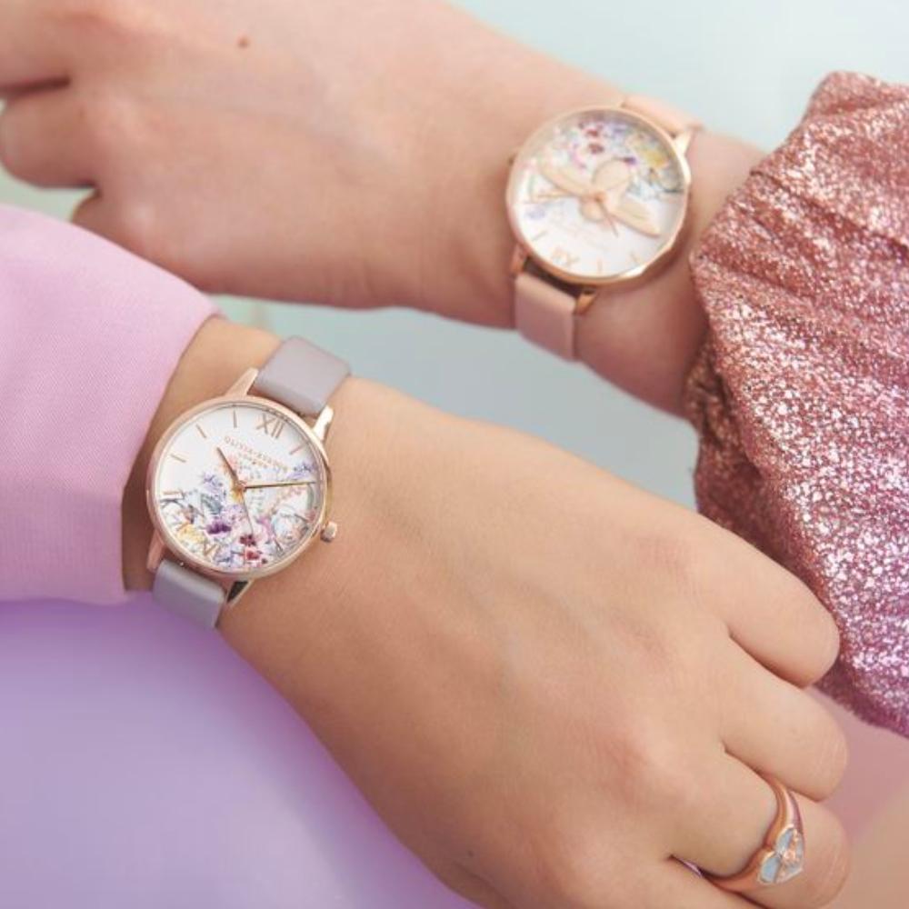 網購英國Olivia Burton手錶低至4折+免費直運香港/澳門