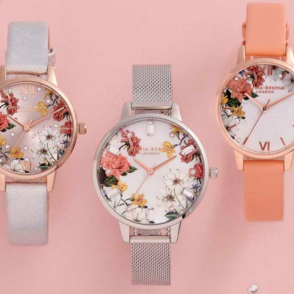 網購英國Olivia Burton手錶首飾低至5折+免費直運香港/澳門