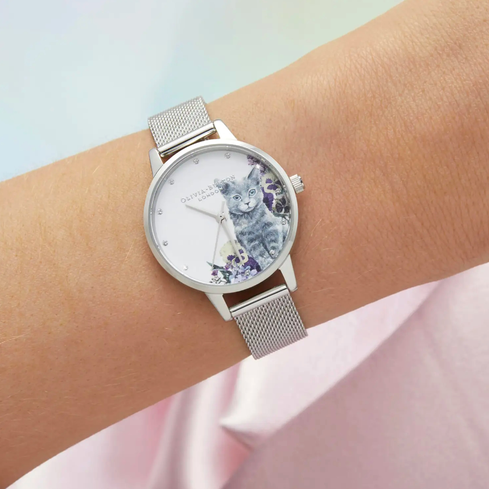 網購英國Olivia Burton手錶首飾低至3折+免費直運香港/澳門