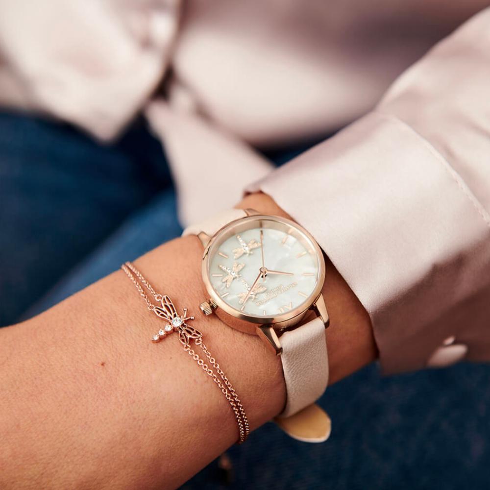 網購Olivia Burton新款手錶8折優惠+免費直運香港/澳門