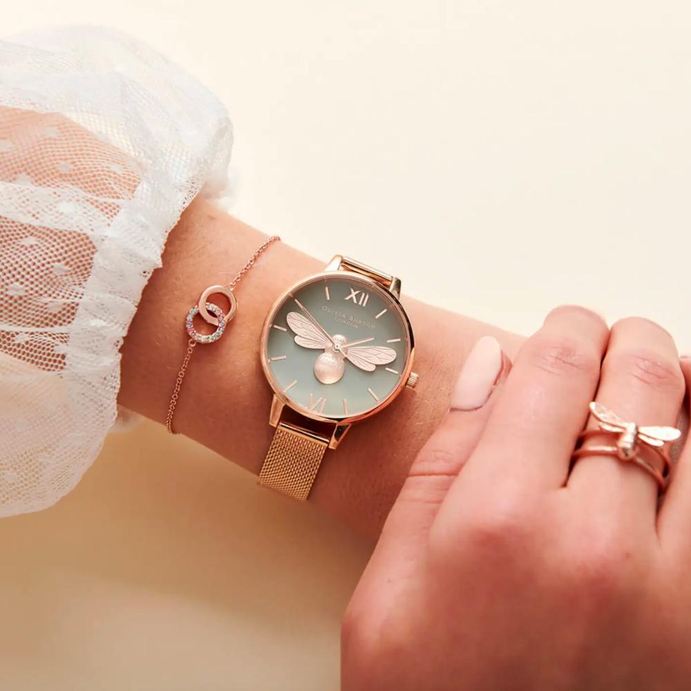 網購Olivia Burton新款手錶低至67折+免費直運香港/澳門