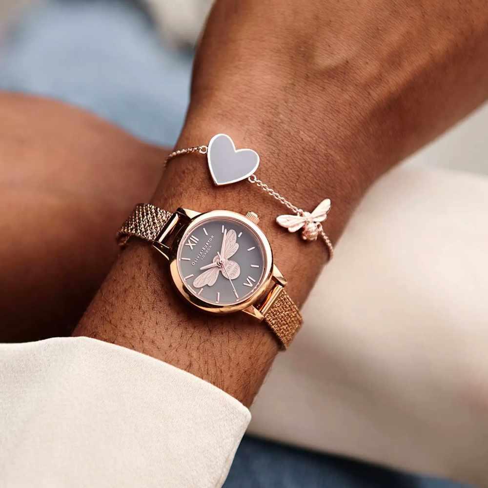 網購英國Olivia Burton手錶首飾67折減價+免費直運香港/澳門