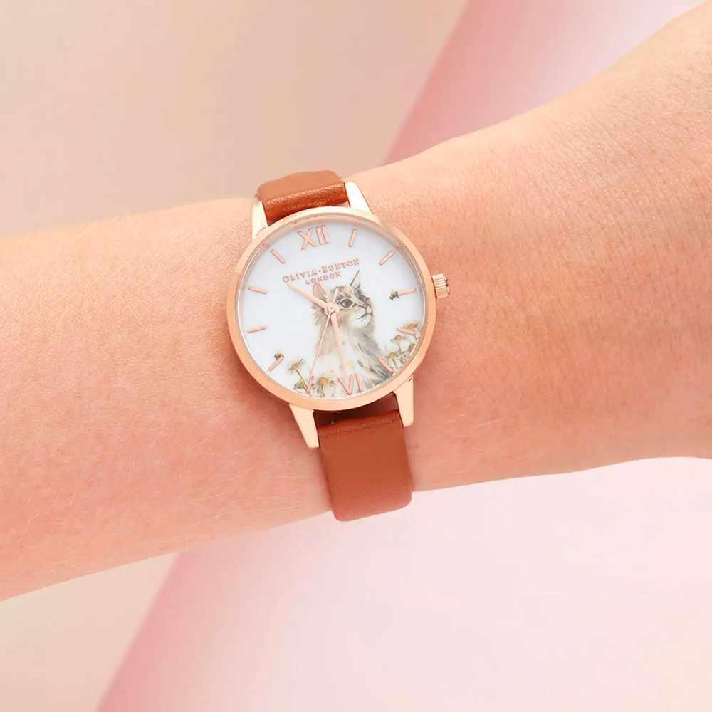 網購Olivia Burton手錶首飾低至39折+免費直運香港/澳門