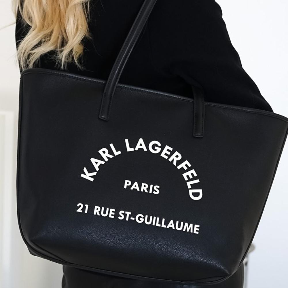 網購 Karl Lagerfeld tote bag 低至5折+免費直運香港/澳門