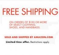 Amazon 潮流衣物,手袋靚鞋 買滿US$150