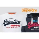 Superdry 低至香港價錢41折+免費直運香港/澳門