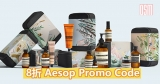 Aesop Promo Code 8折+免費直送香港/澳門