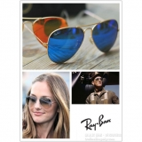 Ray-Ban Aviator 太陽眼鏡